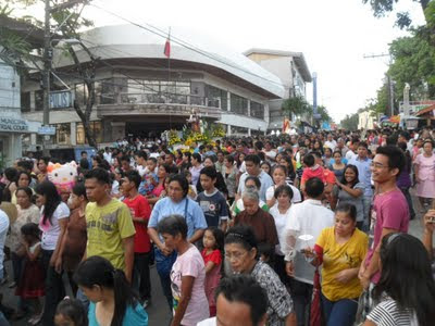 Holy Week in Minglanilla 2011