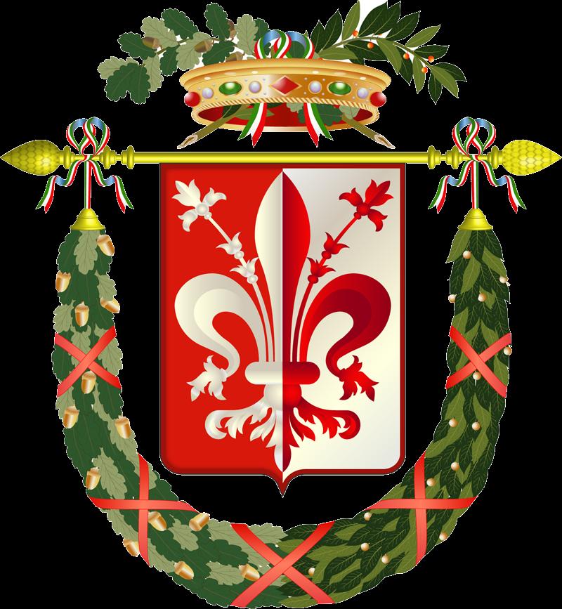 La storia del nostro mondo for Stemma della repubblica italiana da colorare