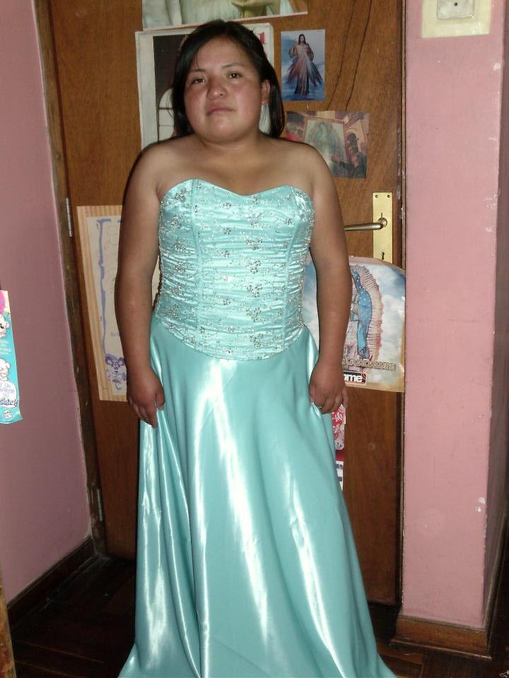 Confeccion textil mis vestidos for Color aguamarina