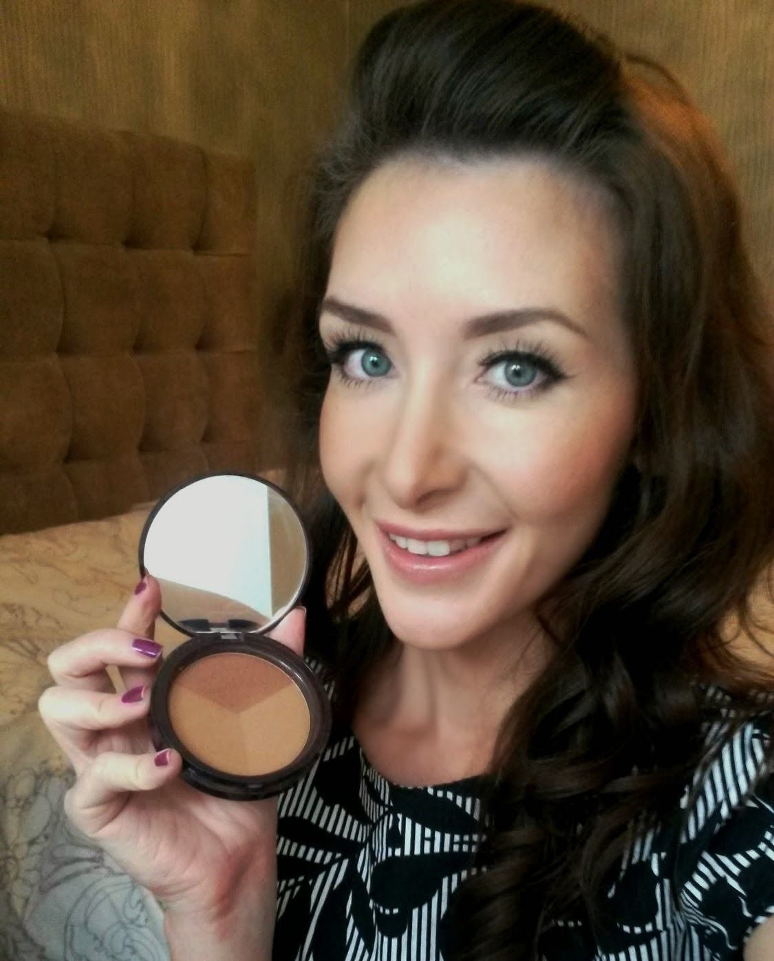 Wild About Beauty Golden Beach Bronzer Review