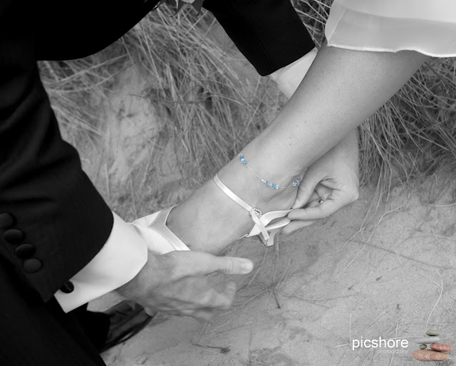Daymer Bay cornwall wedding Picshore Photography