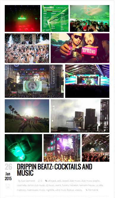 Music Festivals And Alcohol Sponsorship