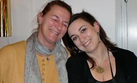 Anna og meg 13.november 2011