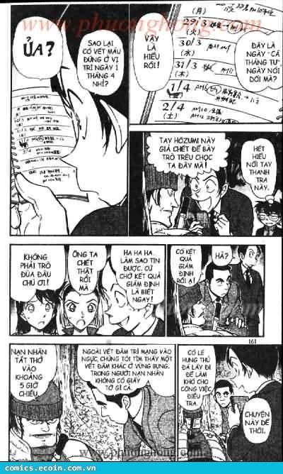 Detective Conan - Thám Tử Lừng Danh Conan chap 542 page 7 - IZTruyenTranh.com