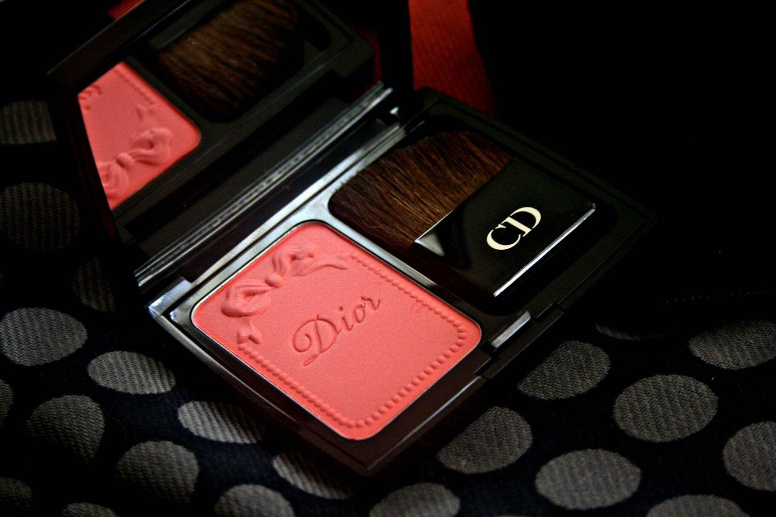 Dior Blush in Corail Bagatelle