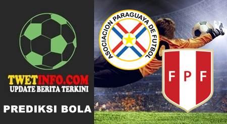 Prediksi Paraguay U20 vs Peru U20