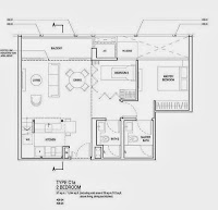 2RM Floor Plans