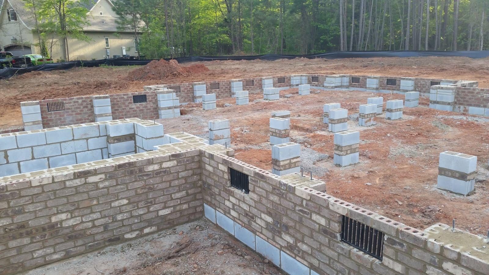 Foundation walls passuluna for Basement foundations