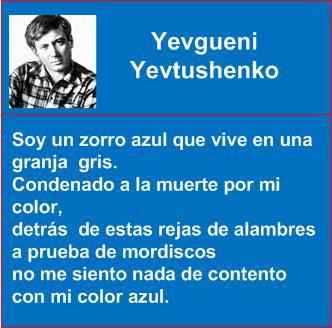 Yevgueni Yevtushenko