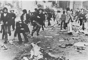 Allende violo los DDHH Violenciamir