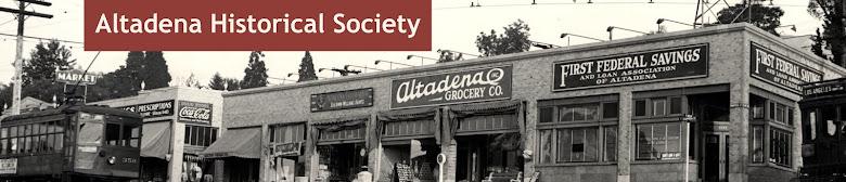 Altadena Historical Society