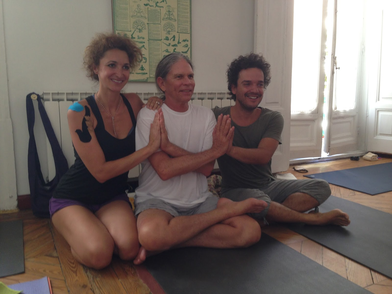 yoga ashtanga madrid