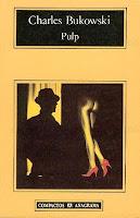 Portada de Pulp de Charles Bukowski