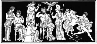Τα ονόματα των Αθανάτων του Ολύμπου έχουν συμβολικές σημασίες. Κάθε ονομασία των Θεών και μία Μυστηριακή έννοια...