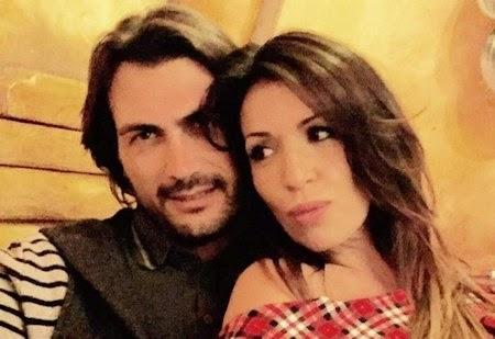 Graziano Amato e Liat Cohen insieme