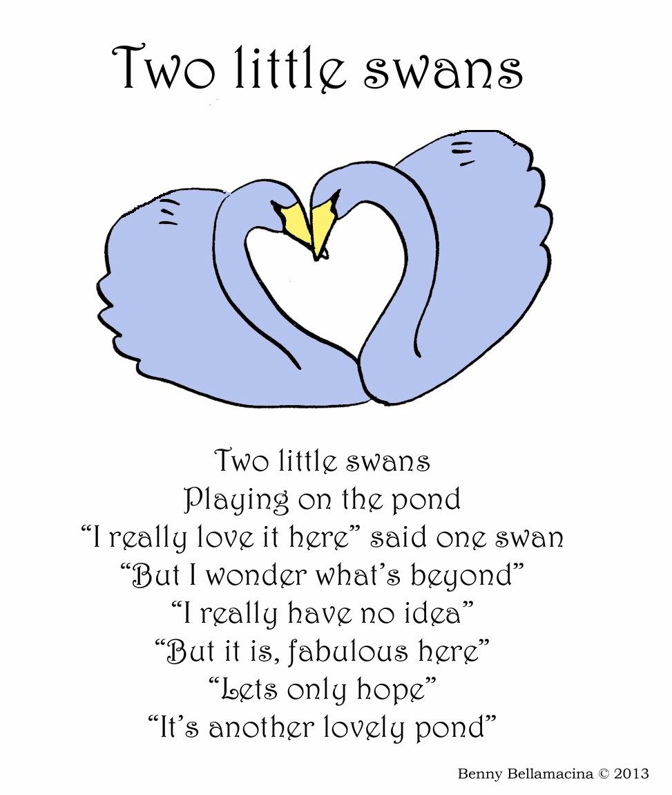 swan song poem