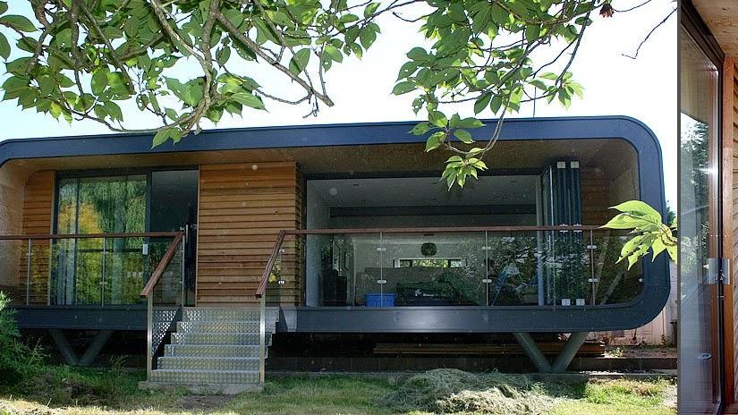 Sanzhi UFO Houses - House Pods