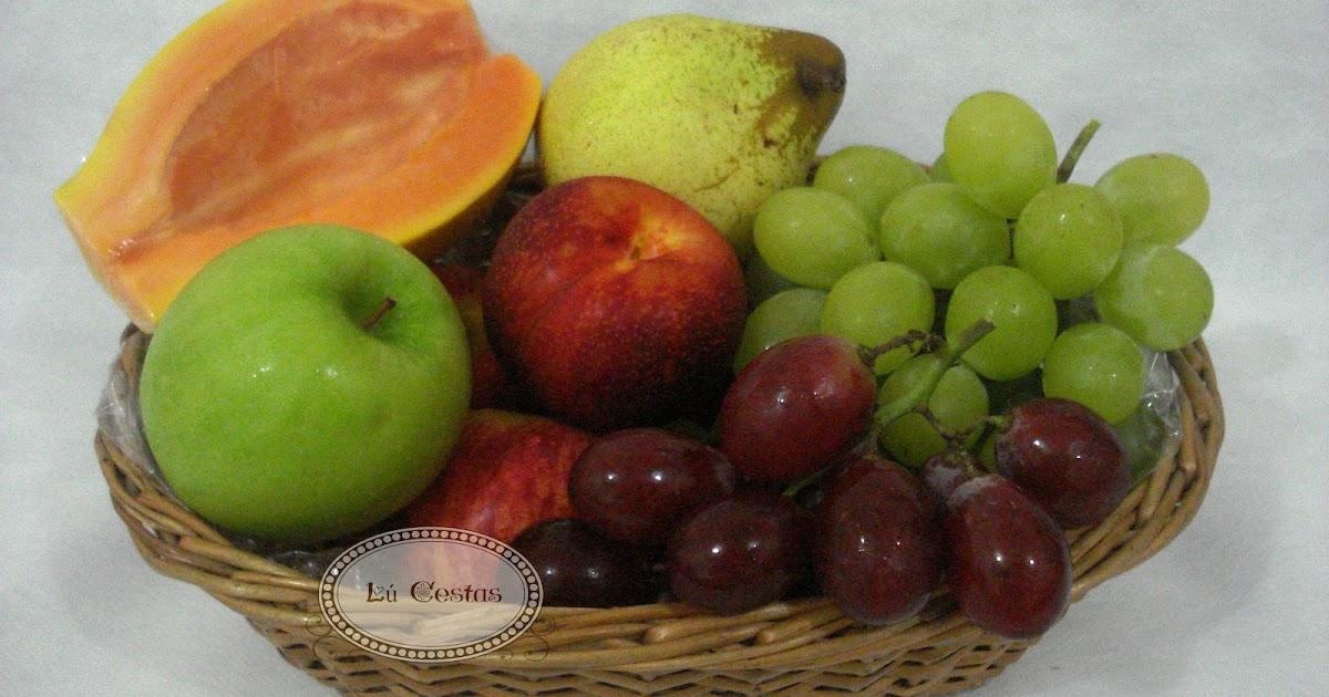 Cestas frutas  Lú Cestas