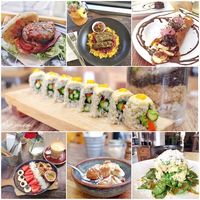 Let's Nomnom Top Healthy Eats in Sydney!