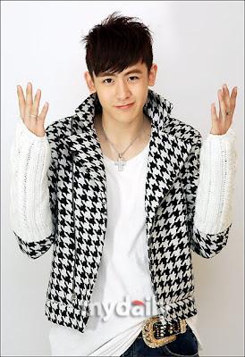 Foto Nickhun 2PM