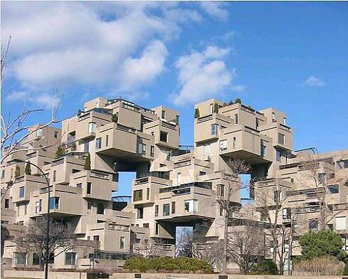 Disenyoss decoracion casas raras - Cubismo arquitectura ...