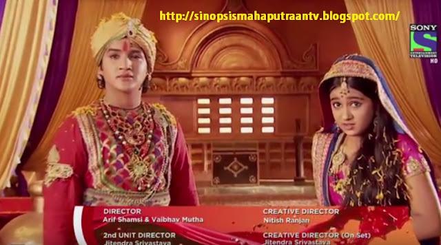 Sinopsis Mahaputra Episode 174