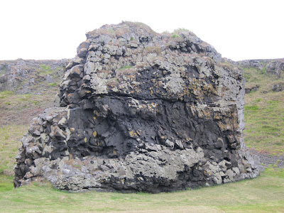 Drangsnes troll, Iceland
