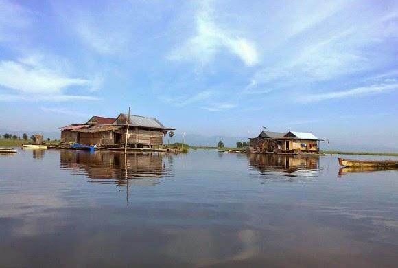 Wisata Danau Tempe Wajo