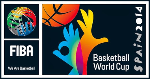 Le coupe du monde de basket-ball en 2014