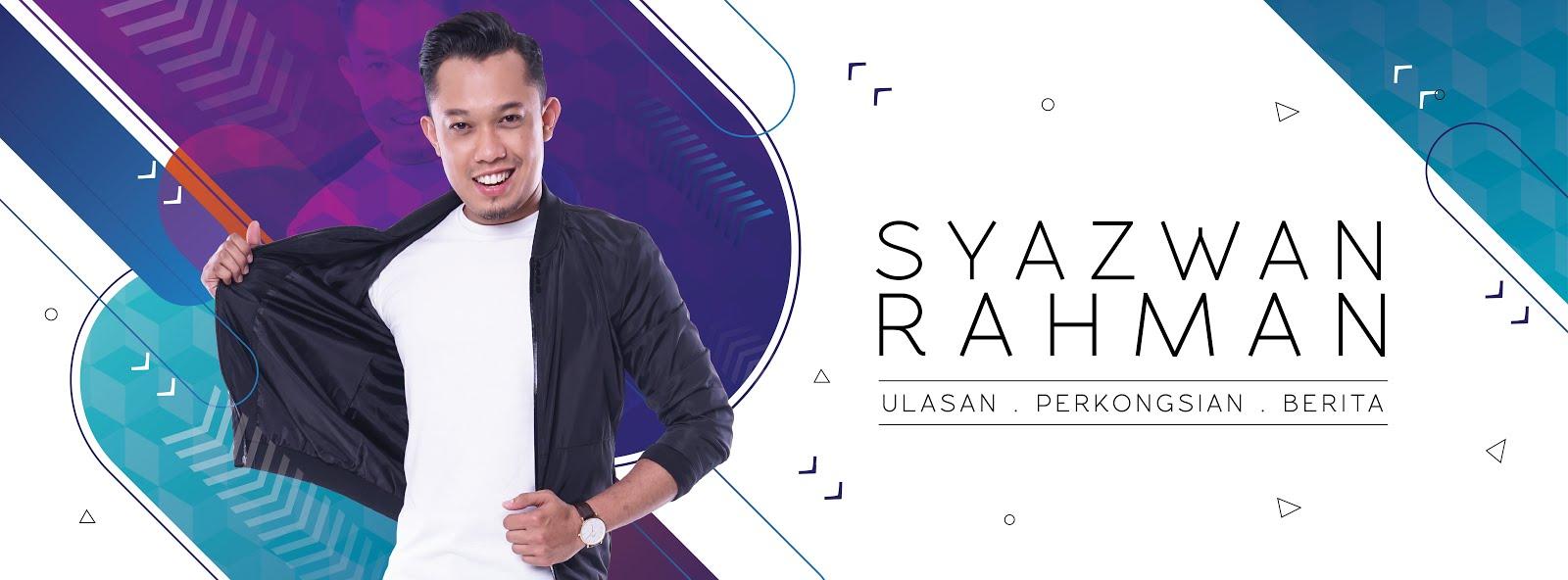 Syazwan Rahman