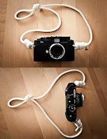 ロープカメラストラップ