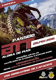PASSEIO BTT - ALDEIA DAS PIAS (FREGUESIA DE SANTIAGO MAIOR)