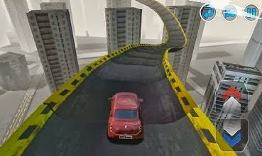 Download Game Sky Racing G APK