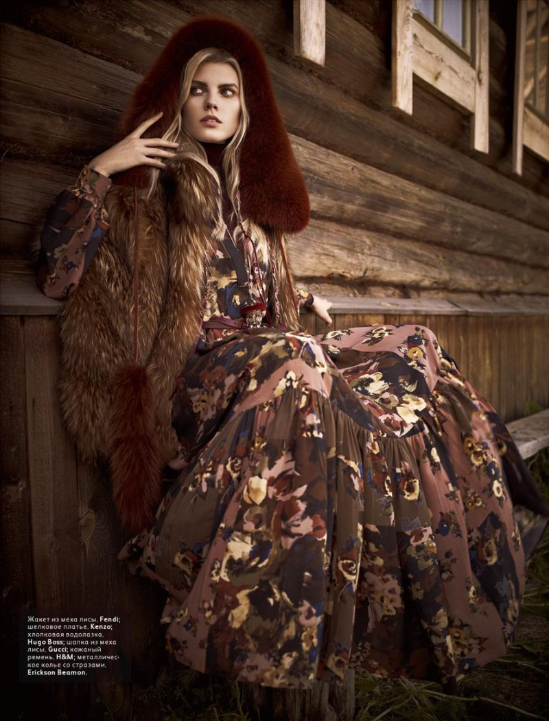 Rustic Fashion Style TatiTati Style - THE A...
