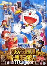 Đoraemon: Nobita và Viện Bảo Tàng Bảo Bối 2013 - Doremon 2013