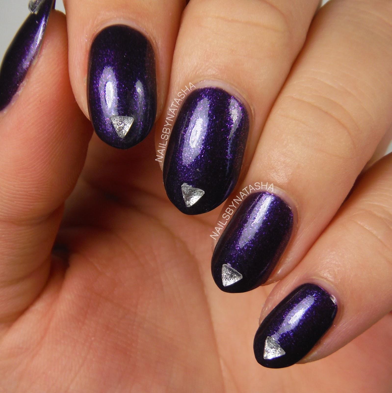 Nails By Natasha Nail Art August Day 9 Bold