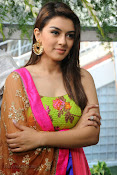 Hansika Motwani Photos at Durga movie launch-thumbnail-7