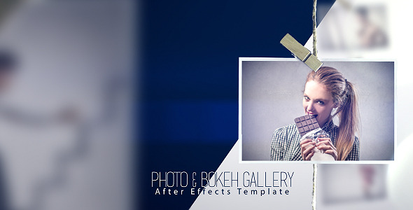 VideoHive Photo & Bokeh Gallery