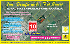 10/06/2018 7mo. DESAFIO DE LAS TRES CRUCES - AYACUCHO