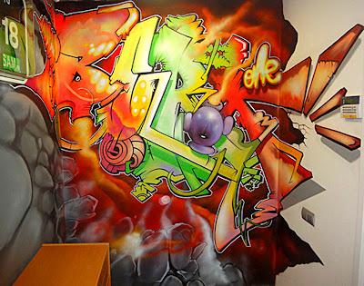 Letras en Graffiti,graffiti letters