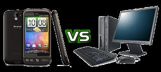 Penjualan Smartphone Kalahkan PC