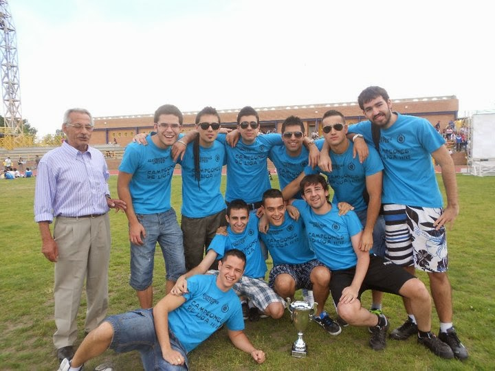 Campeones Segunda división (11/12)