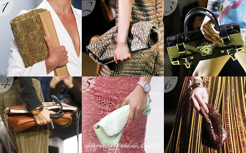 Spring Summer 2014 Women's Bags Fashion Trends