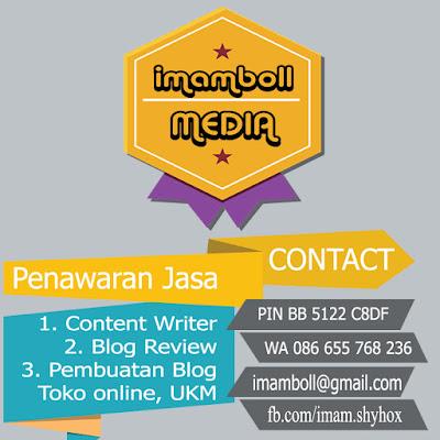 Jasa Imamboll Media