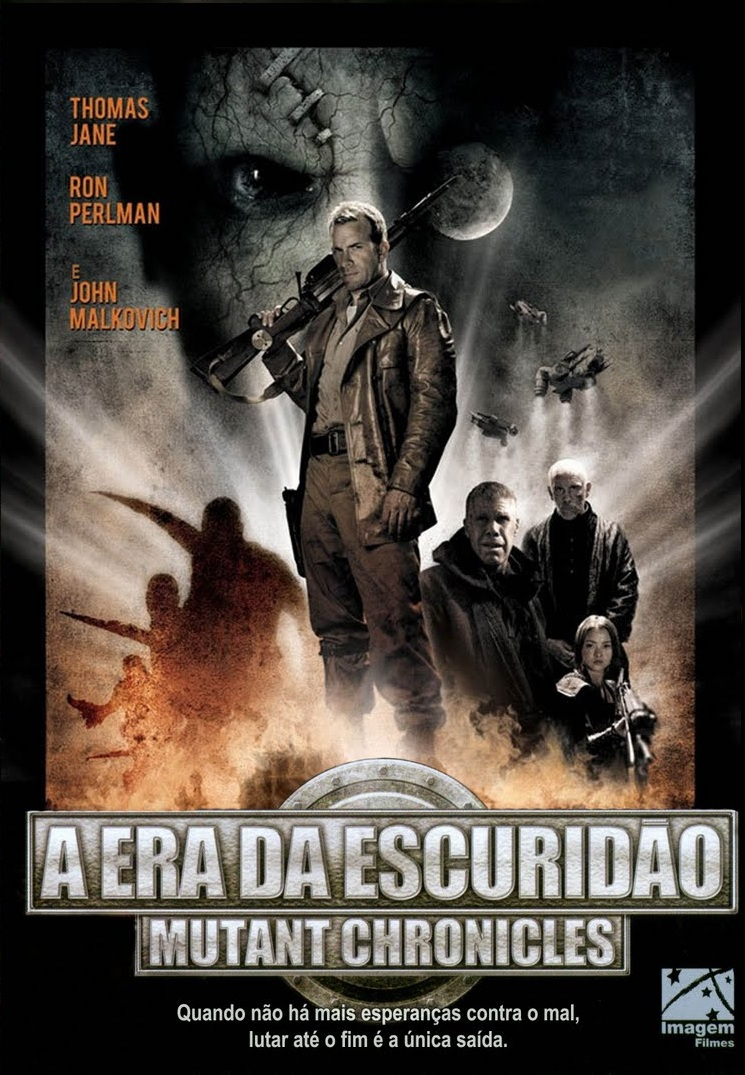 A Era da Escuridão: Mutant Chronicles – Dublado (2008)