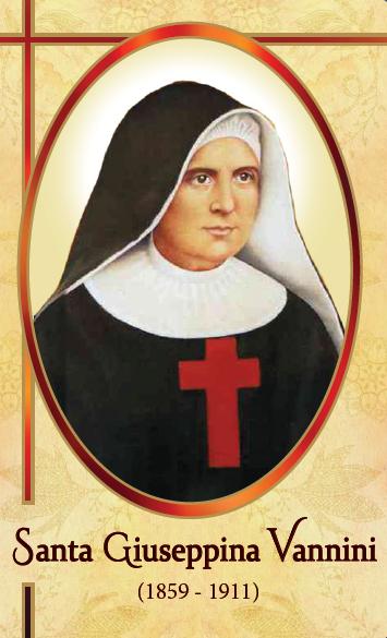 Santa Giuseppina Vannini