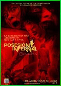 Posesion Infernal 2013 | DVDRip Latino HD Mega