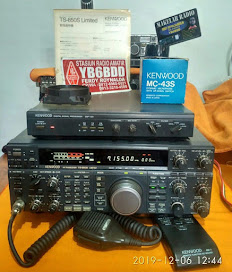 KENWOOD TS 850s LIMITED Serial Number 180