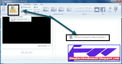 cara membuat video menggunakan windows movie maker