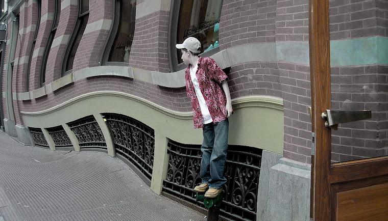 Alex in New York